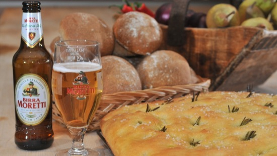 Header image for Italian Food Made With Beer
