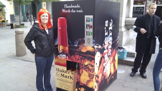 cocktail vending machine