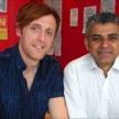 Sadiq Khan MP Talks Food