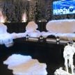 Festive Swedish Ski Lodge Opens