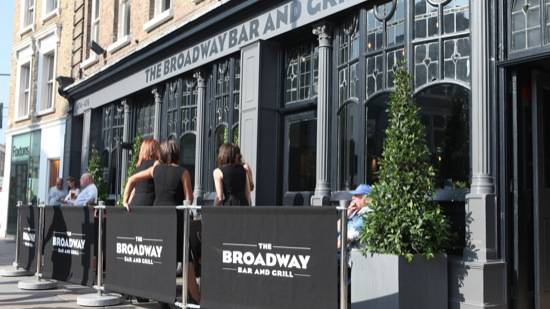 Exciting new members club opens in fulham for Broadway house