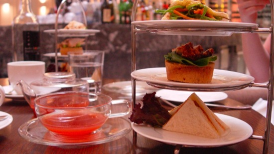 Header image for Afternoon Tea: A Central London Privilege?