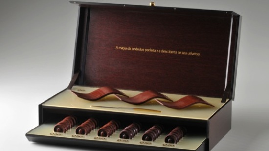 Header image for World's Most Expensive Chocolate At Taste Of London