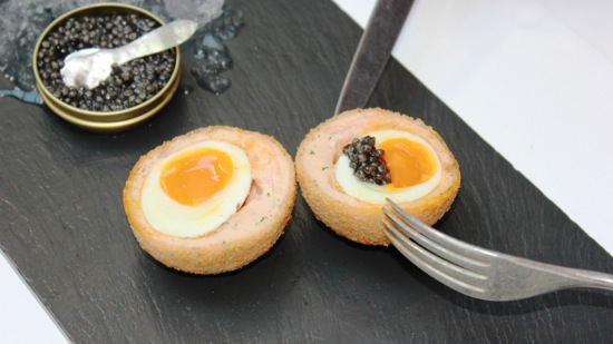 Header image for World's Most Expensive Scotch Egg At Taste Of London