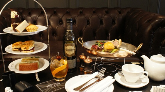 Header image for 6 Best Gentlemen's Afternoon Teas in London