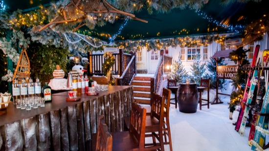 Header image for Best Apres Ski Bars and Winter Terraces in London